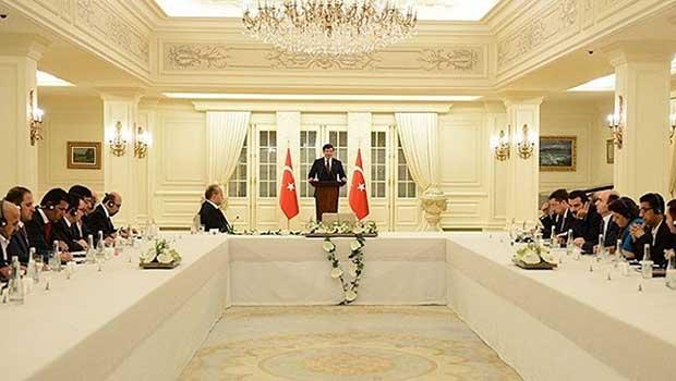 Davutoğlu: Bu devleti kürtlerle birlikte kurduk