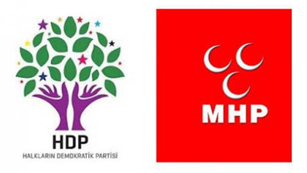Metropoll'ün son anketi: HDP, MHP'yi geçiyor.