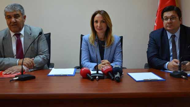 CHP'li Nazlıaka: Sınırımızda başkası olacağına PYD olsun