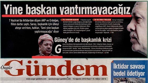 Kürdistan Federasyonuna Başkan Aranıyor!...