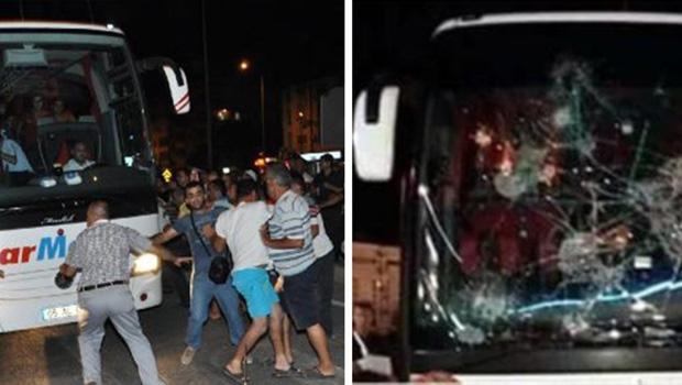 Diyarbakır otobüs firmaları Yarın kentten yapılacak bütün seferleri iptal etti