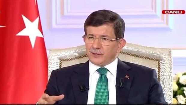 Davutoğlu 'Cizre' sorusunu duyunca kekeledi.! [VİDEO]