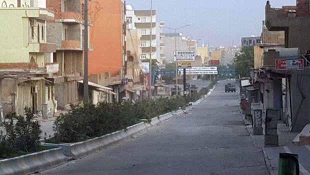Cizre'de yapboza dönen sokağa çıkma yasağı tekrar kaldırıldı