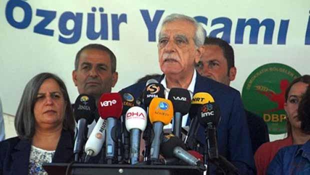 Ahmet Türk'ten 'özyönetim' açıklaması