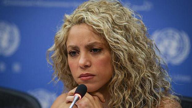 Shakira: Kurdi kardeşleri her düşündüğümde
