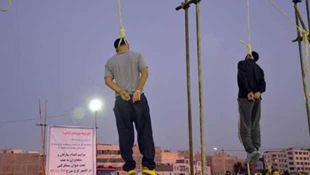 İran 110 Kürd'ü idam ediyor