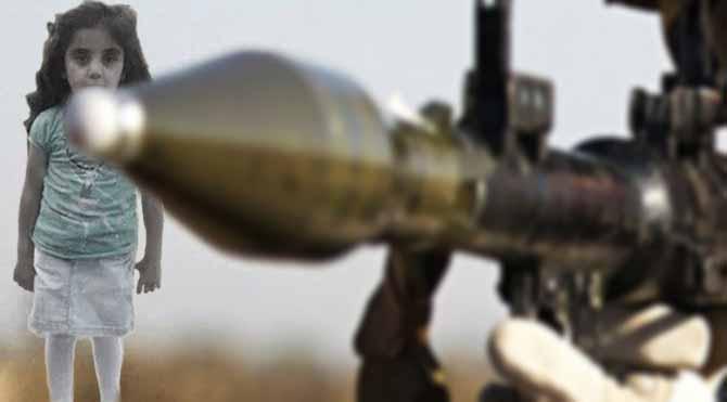 Bismil'de 8 yaşındaki Elif'i roketin öldürdüğü ortaya çıktı