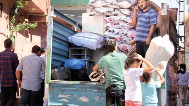 Diyarbakır'ın Sur İlçesi'nde son 2 ayda 6 bin kişi göç etti
