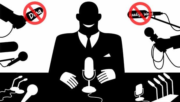 Punto24: Kürt basınına baskı kabul edilemez