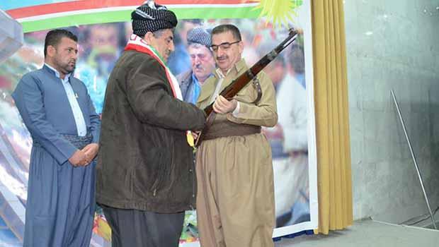 Hacı Mahmut: Artık IŞİD, Kerkük için tehdit unsuru olmaktan çıkmıştır