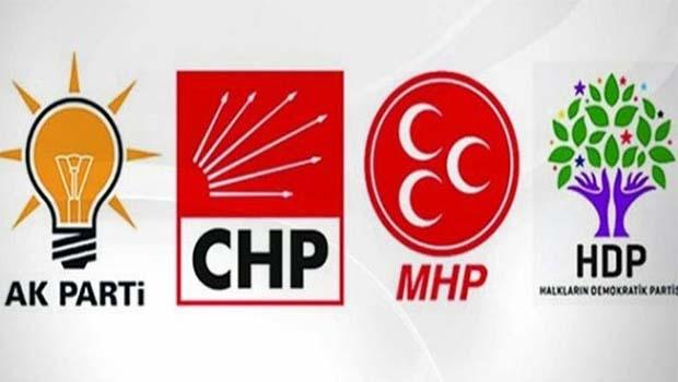 Kritik Rapor Açıklandı! Partilerin 1 Kasım İçin Hedefindeki 10 İl