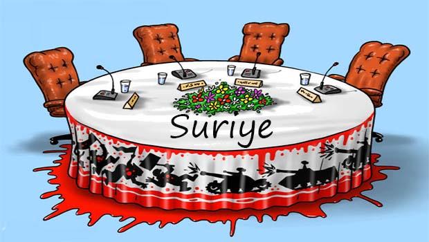 Suriye'de Türkiye masa dışı kaldı