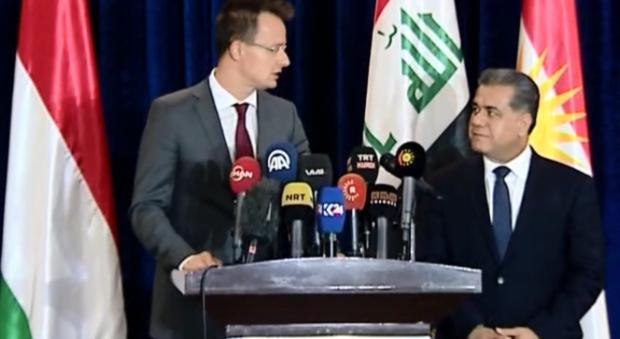 Kürdistan Hükümetin'den Rusya'ya Füze Tepkisi