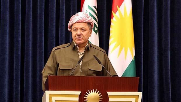 Başkan Barzani: Olayların önü alınmalıdır