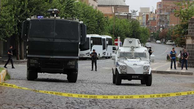 Diyarbakır'ın iki ilçesinde sokağa çıkma yasağı