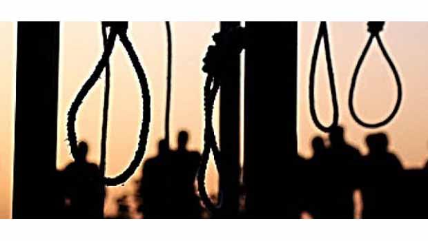Doğu Kürdistan'da 8 Kürt daha idam edildi