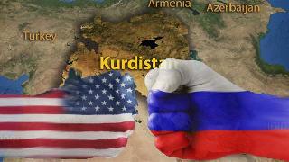 Küresel Güçlerin Kürdistan Topraklarındaki Büyük Hesaplaşması