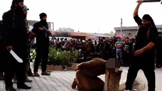 IŞİD'in infaz gerekçesi bu kez cinsel taciz oldu