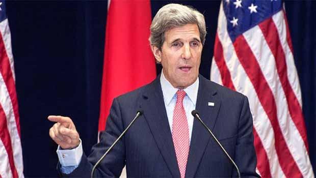 Kerry: Rusya ile Suriye krizini görüşmek istiyoruz
