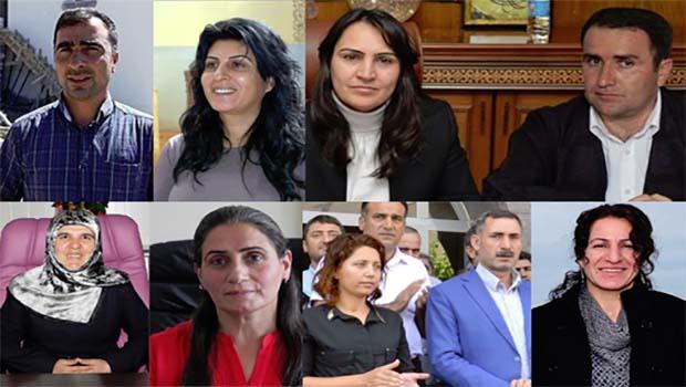 3 ayda 9 ilde 18 belediye eş başkanı tutuklandı