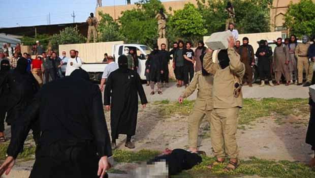 IŞİD Anbar'da 6 kadını, çocukları orduda diye infaz etti