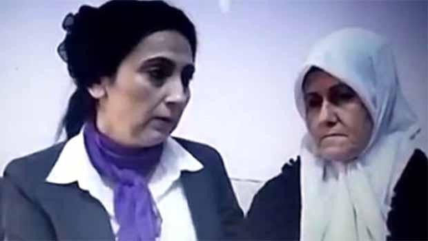 Kürtçe Bilmeyen Yüksekdağ, Acılı Annenin Sitemini Anlamadı