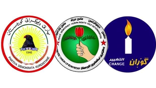 YNK, KDP ile Goran arasındaki krizin çözümü için harekete geçti