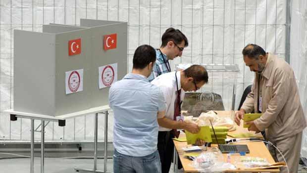 Yurtdışı oylarının sonuçları etkileyeceği iller