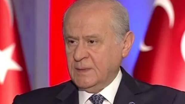 Bahçeli: HDP'siz bir koalisyon arayışı içinde olabiliriz