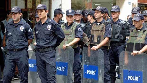 Erken Seçim için 385 bin polis ve asker görevlendirildi