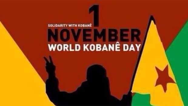 PYD'den 1 Kasım Dünya Kobanê Günü mesajı