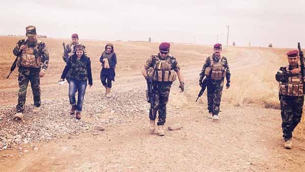 Savunma Gücünden Kürdistan'ı Kurma Gücüne Doğru 'PEŞMERGE'