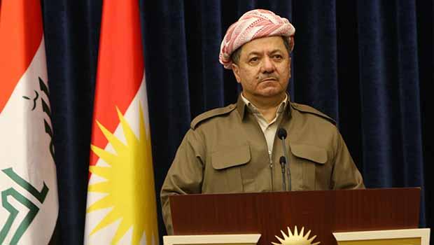 Barzani: Ben hayatta olduğum sürece...
