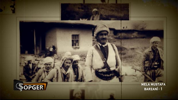 Mustafa Barzani Belgeseli TRT Kurdî'de