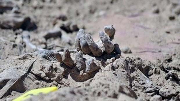 Şengal'de yeni toplu mezarlar