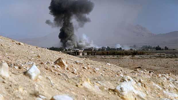 ABD'den Demokratik Suriye Güçlerine İkinci Silah Yardımı