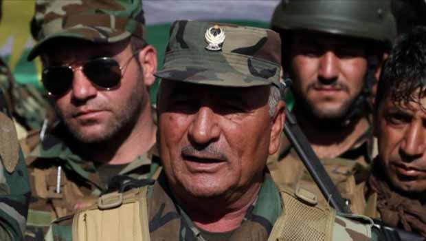 General Ehmed Gerdî: Şengal'i Ezdi Peşmergeler koruyacak