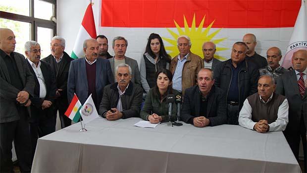 PAK Diyarbakır'da Seyid Rıza ve Arkadaşlarını Andı