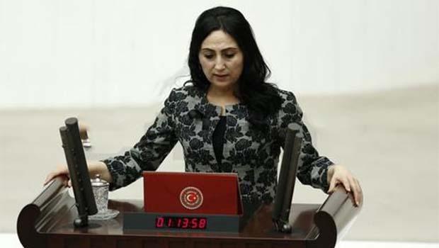 HDP'de Yeminini En Düzgün Okuyan İsim Yüksekdağ Oldu