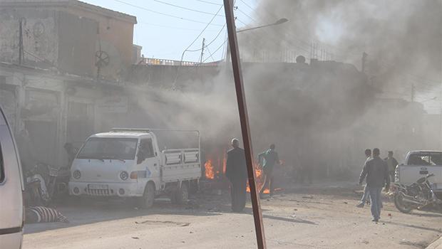 Gire Spi'de patlama: 2 ölü çok sayıda yaralı