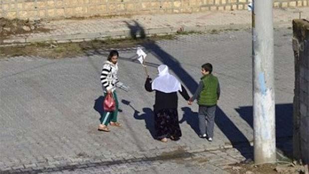Nusaybin'de Ablukanın 12'nci gününde göç ve çatışma