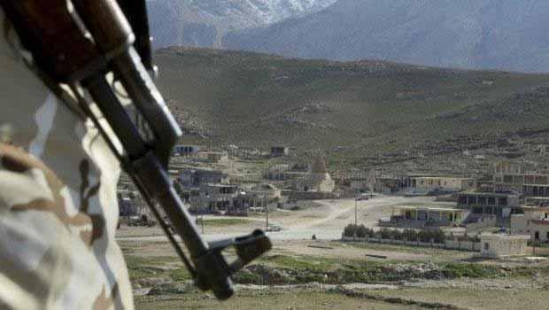 Şengal Kaymakamı: PKK binaları boşaltsın