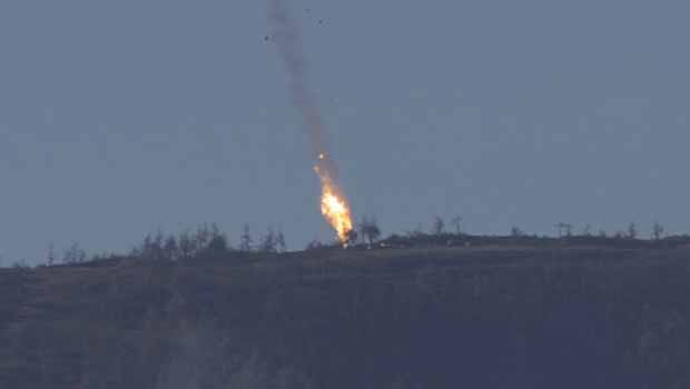 Türk Uçakları, Suriye sınırında Mig-23 savaş uçağını düşürdü