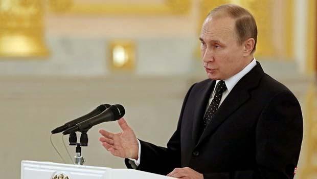 Putin: Rus uçağı olduğunu bilmemeleri mümkün değil