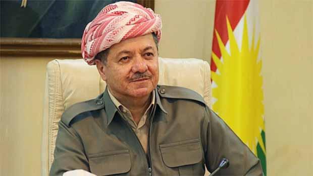Başkan Barzani Suudi Arabistan'a geçti