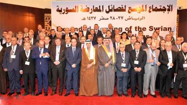 Suriyeli muhalifler Riyad'da anlaştı