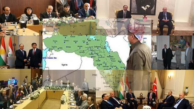 Mesud Barzani'nin Türkiye Ziyareti Ve Kürd'lerin Beklentileri