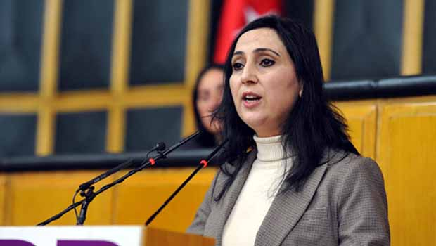 Demirtaş'ın HDP'deki Erdoğan'cılar tesbitine Yüksekdağ'dan itiraz