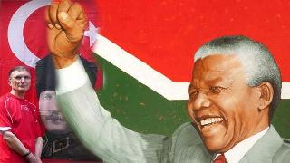 Nelson Mandela - Aziz Sancar