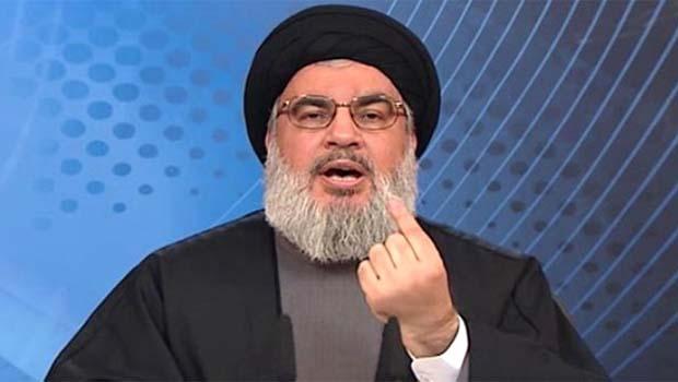Hizbullah Lideri Nasrallah İsrail'i Tehdit Etti